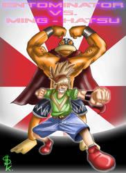 Entominator vs. Ming-Hatsu by Ming-Hatsu