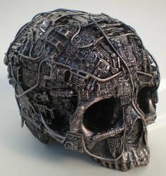 techno skull