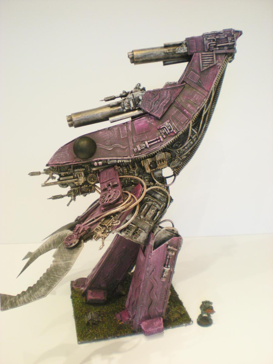 subugator titan by richardsymonsart