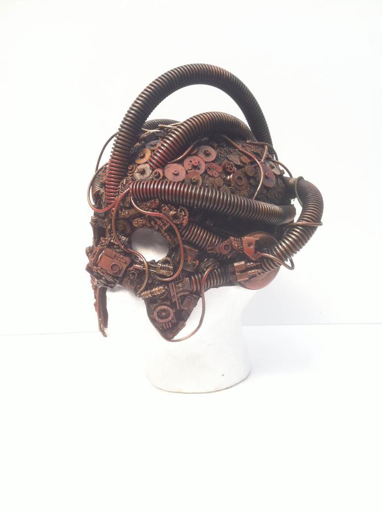 Borg mask by richardsymonsart