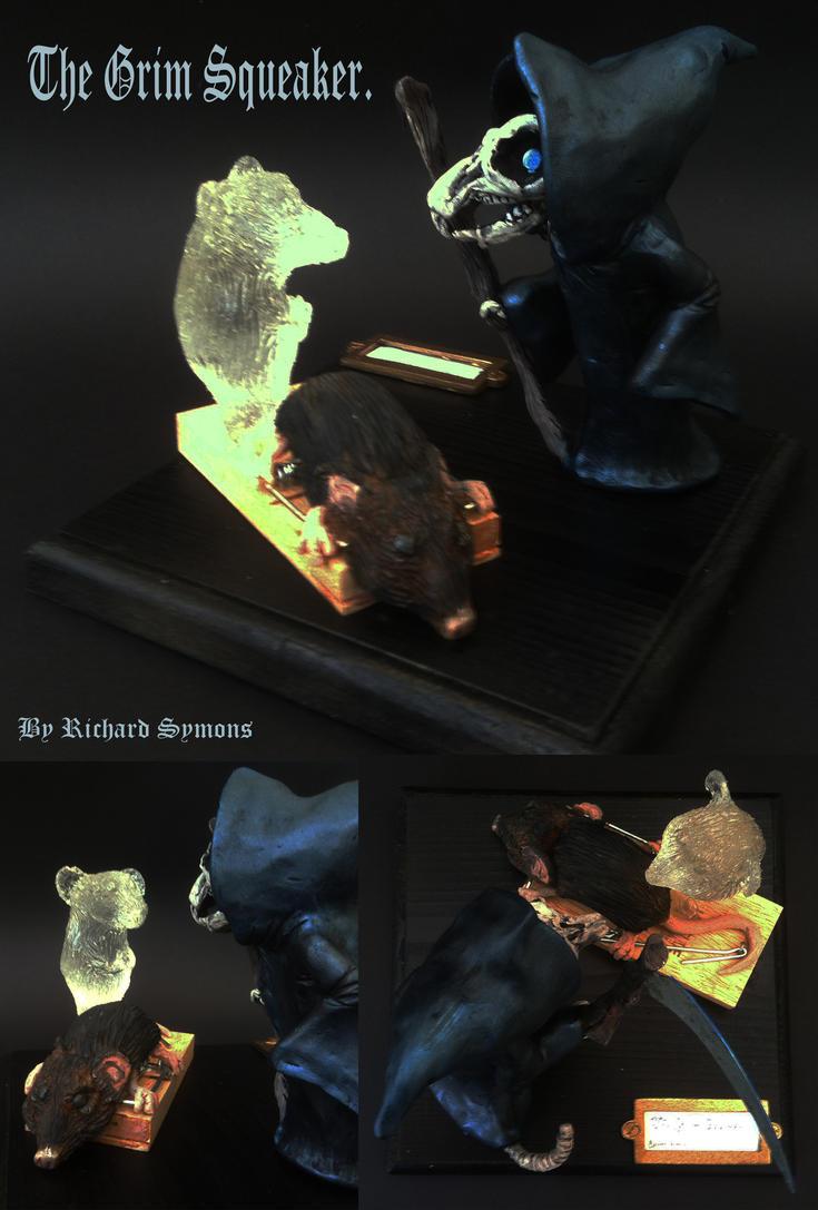 The Grim Squeaker by richardsymonsart