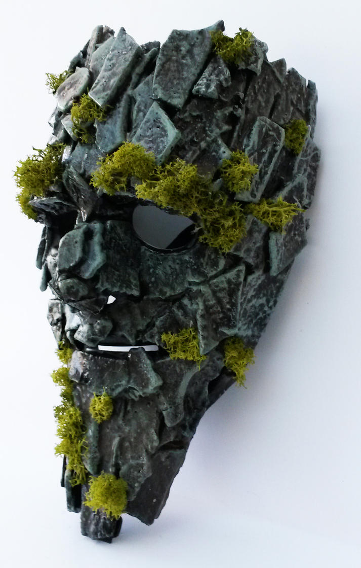 tree man mask by richardsymonsart