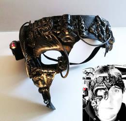 star trek borg cosplay mask
