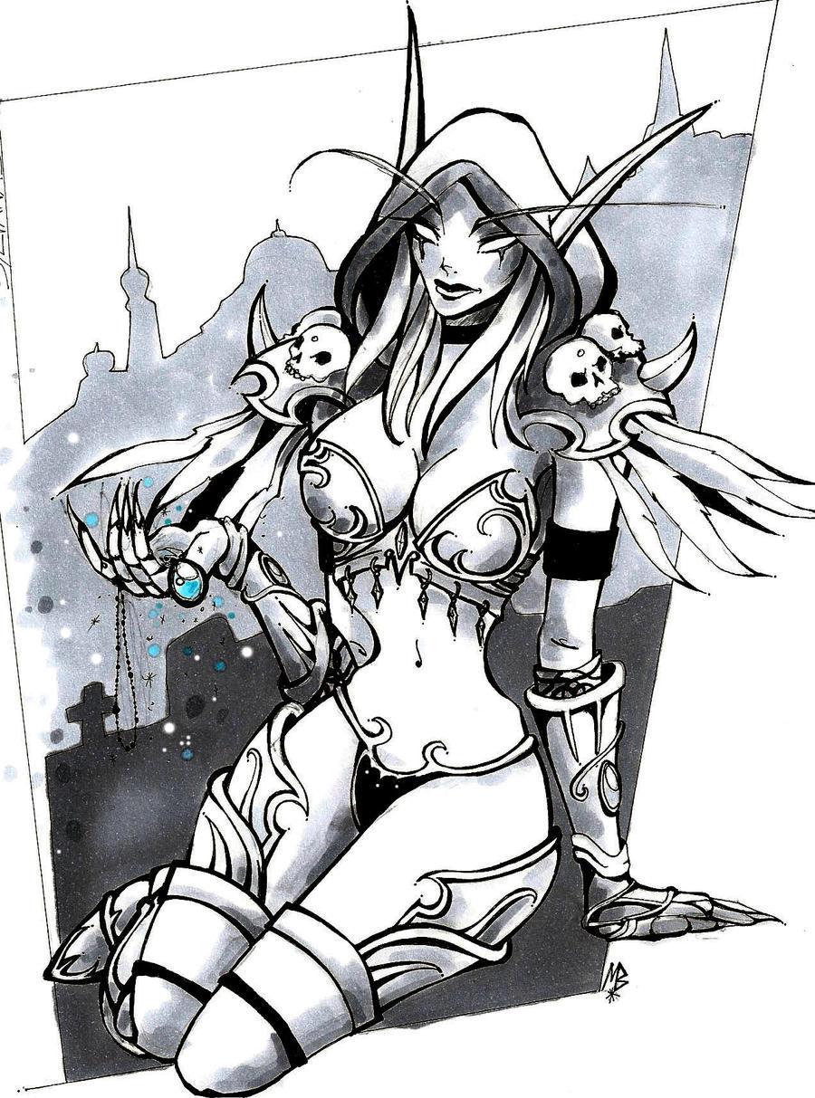 Warcraft traxex desnuda cartoon pictures