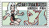 Karen Stamp - Jhoto Elite Four by ES-Dinah