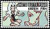 Karen Stamp - Jhoto Elite Four by ES-Dinah