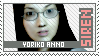 Yoriko Anno Fan - Siren stamp by ES-Dinah