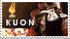 Kuon - Stamp by ES-Dinah