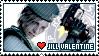 Jill Valentine - Stamp by ES-Dinah