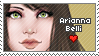 Arianna Belli Fan - STAMP by ES-Dinah