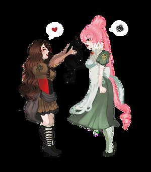 Aurora meet Cass