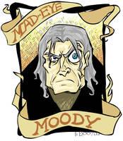 Mad Eye Moody - DH by lberghol