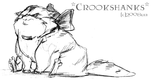 Crookie- HP by lberghol