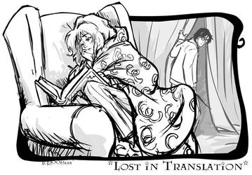 Lost in Translation-HP by lberghol