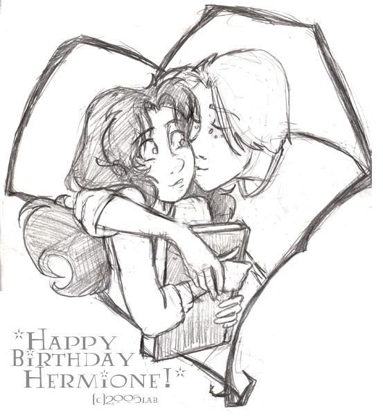 happy birthday hermione by - photo #28
