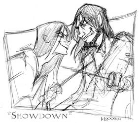 Showdown - HP by lberghol