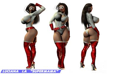 Luciana La Supermama by JessyDee