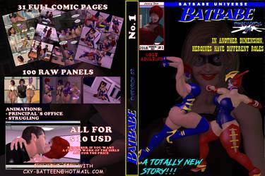 Batbabe Universe D69 megapack by JessyDee