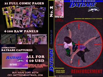 Batbabe Universe D69 No 2 by JessyDee