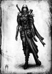 Apocalypse Huntress