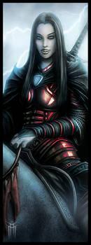 Female Vampire Knight by KARGAIN