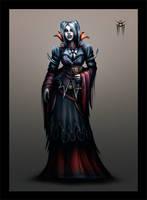Vampire Countess by KARGAIN