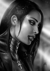Female Vampire 2016 by KARGAIN