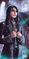 Shadowrun Archetype Ghosthunter Mage