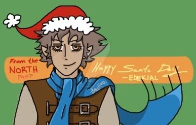 Happy Santa Day 2014 by InstinctbyLaw