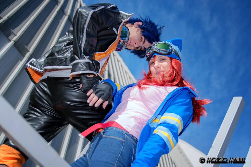 No limits... only the sky by azka-cosplay