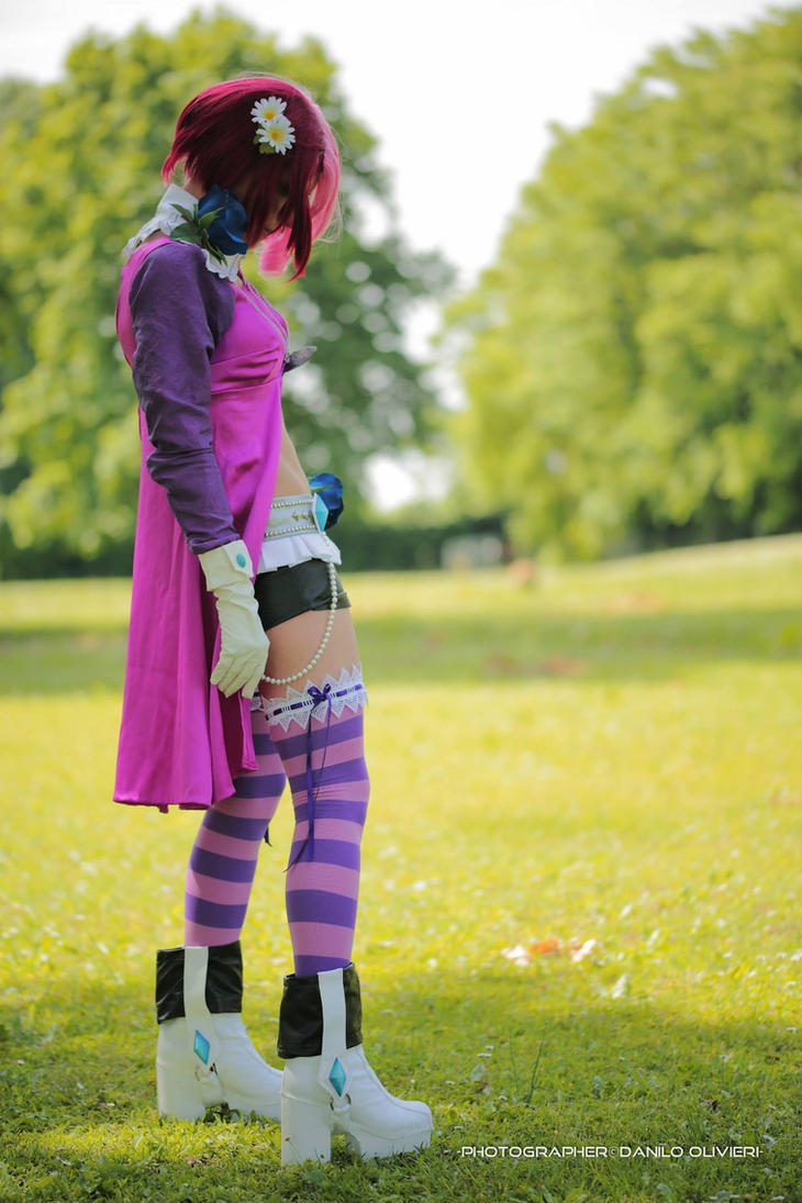 Are you injured? by azka-cosplay