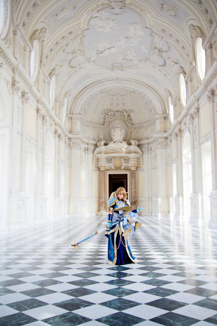 You shall not pass by azka-cosplay