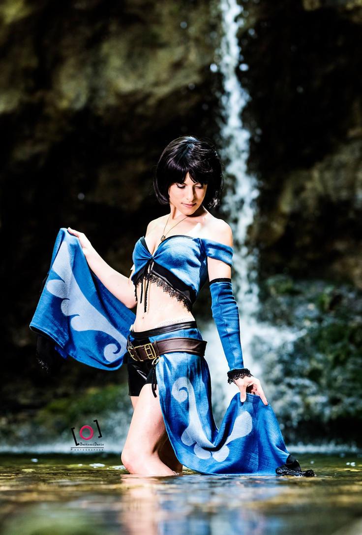 Rinoa - Dion Rogers - Final Fantasy by azka-cosplay