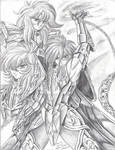 Andromeda Divino - Shun