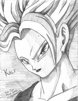 Kale Super Saiya-Jin