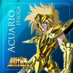 Acuarius Hyoga Yu-Gi-Oh! Style by camelopardalis1989