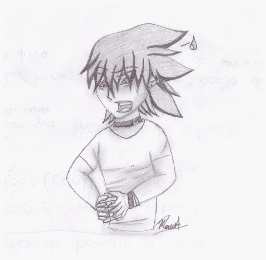 len uchiha ( and the rubik) by jessicathewolf583