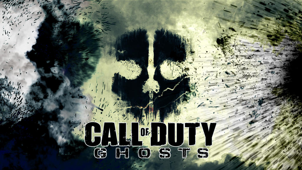 Call Of Duty: Ghosts Wallpaper Design #1 By