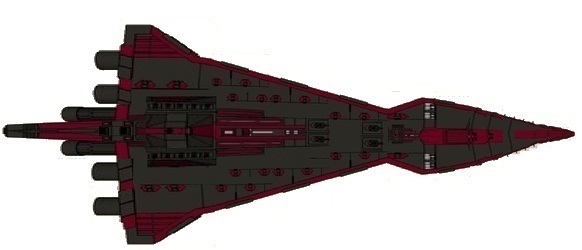 SSPD-01 The Sword of Coruscant Concept by Mech-Master