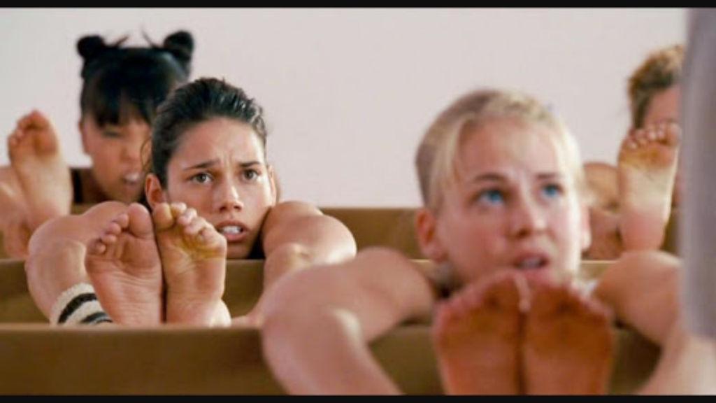 Peregrym feet missy Missy Peregrym