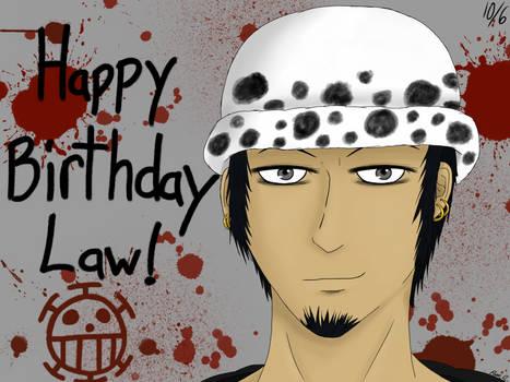 Happy Birthday Law