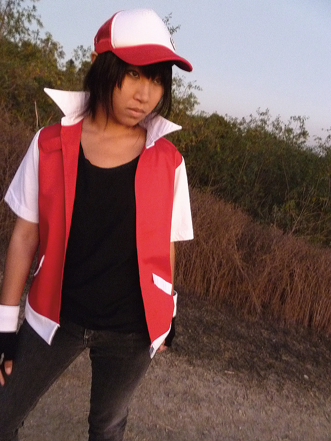 Red [Pokemon Trainer] - Pokemon 1 by suuzan