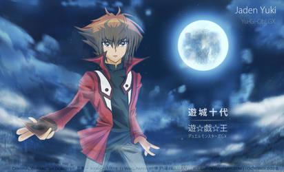 Yu-Gi-Oh! GX : Jaden Yuki // Passing the Torch by suuzan