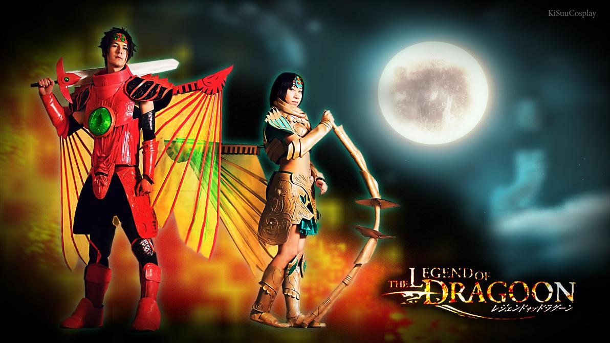 The Legend of Dragoon by suuzan