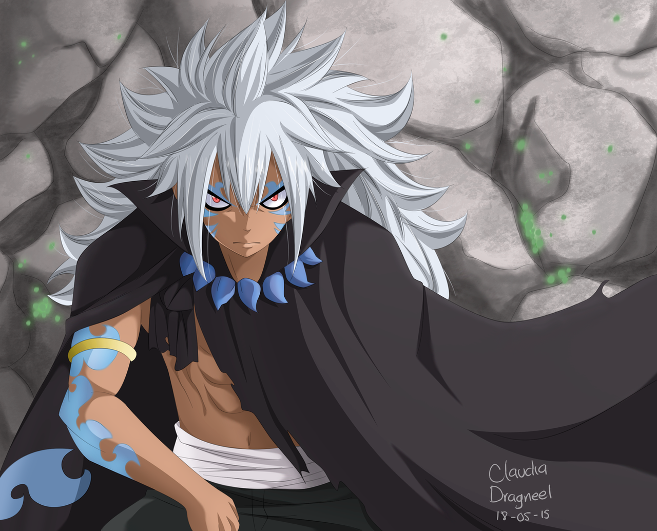 fairy tail 7 dragon slayers vs acnologia human