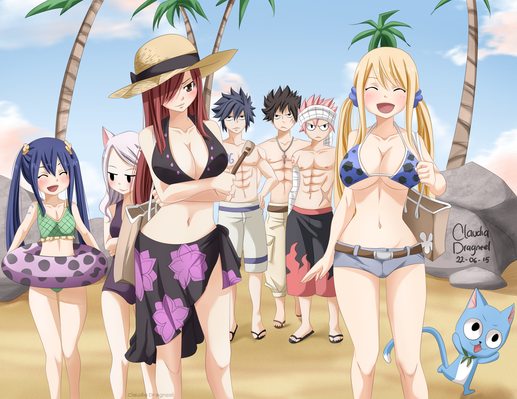 Image Result For Wallpaper Manga Fairy Taila