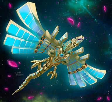 Dragon Edens Zero by claudiadragneel