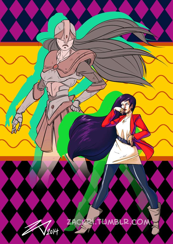 Moondust Crusaders Rei by ZackRI