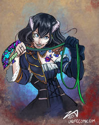 Bloodstained: Miriam