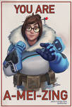 You are A-MEI-ZING